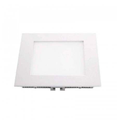 Downlight Led MARAK 12W, alumínio lacado a branco, branco frio