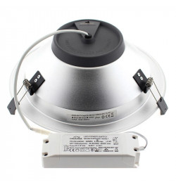 Downlight BOL, 40W, ChipLed Samsung + Eaglerise Driver, CCT ajustable, 3000-4000-6000K