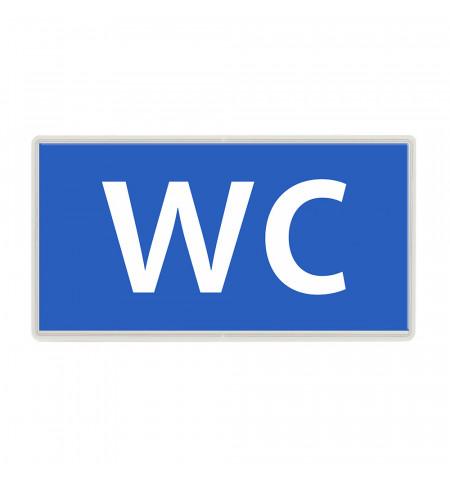 Señalética SL26 para WALLUX