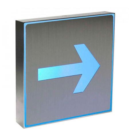 Signaled Flecha, 20x20, Azul