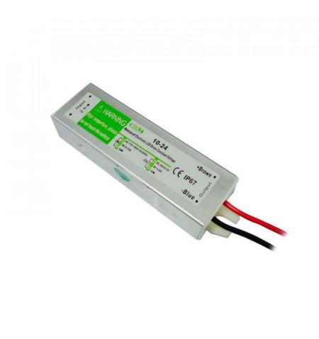 Fuente de alimentación IP67, DC24V/10W/0.42A