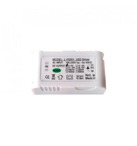LED Driver DC9-11V/3x3W/700mA