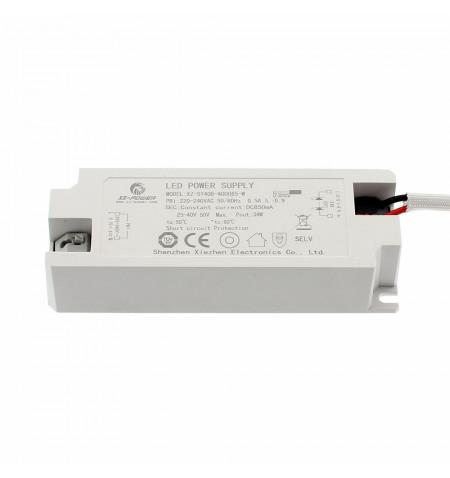 LED Driver DC25-40V/35W/850mA, RGB