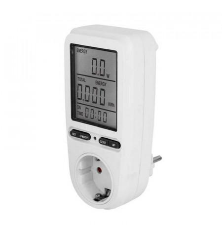 Controlador Medidor de consumo Energy Meter