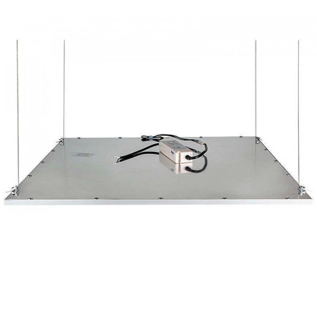 Colgantes para la instalación de panel led V2