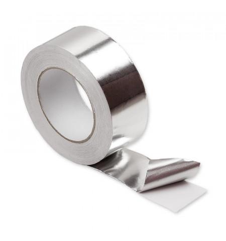 Cinta adhesiva de aluminio 50mm, 50m