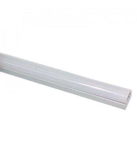 Cubierta opal óptica para perfil CLIP, 2 metros