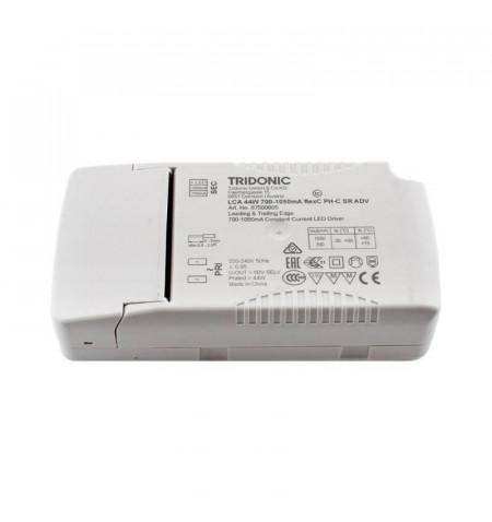 LED Driver Tridonic DC28-42V/18-44W/700-1050mA TRIAC regulable