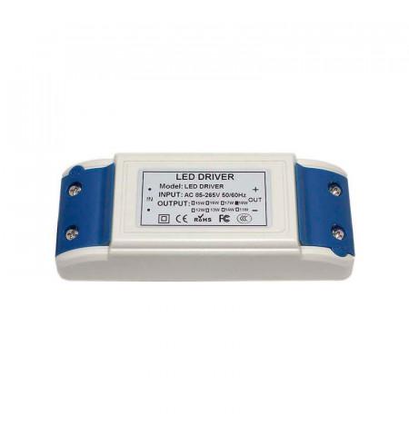 LED Driver DC39-68V/18W/280mA, TRIAC Regulable, regulable