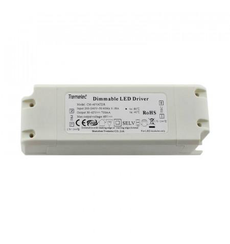 Driver SERK DC30-42/30W/700mA TRIAC regulable