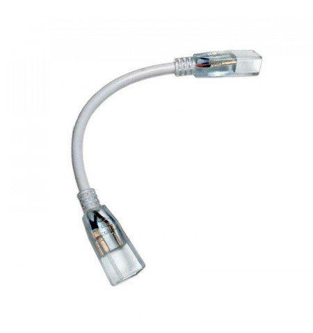 Cable unión intermedia tira led 220V SMD3528 - 5mm