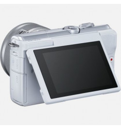 EOS M200 WH + EF-M 15-45 S