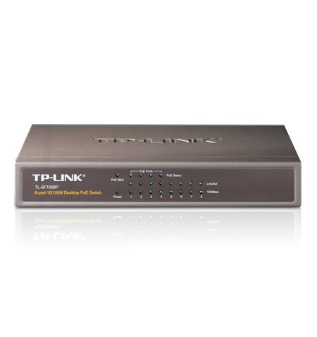 Switch TP-Link TL-SF1008P