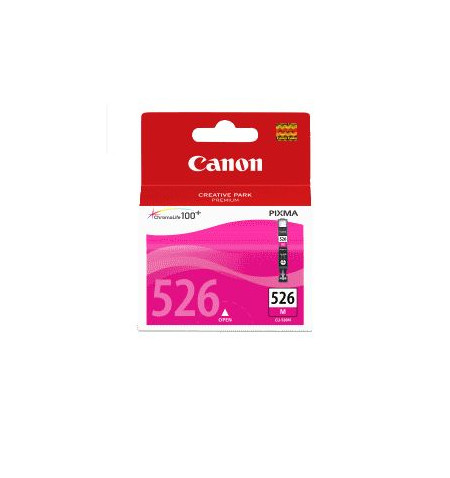 Tinteiro Original Canon Magenta CLI-526 4542B001