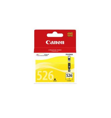 Tinteiro Original Canon Amarelo CLI-526 4543B001