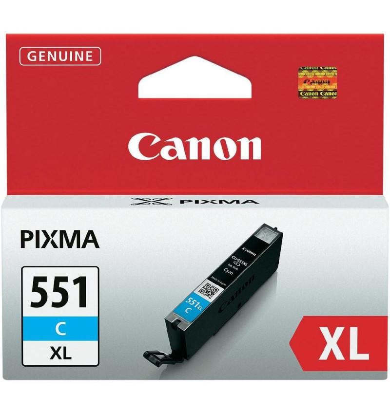 Tinteiro Original Canon CLI-551XL C