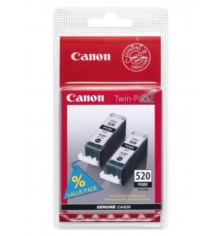 Tinteiro Original Canon Pigmentado Preto Twin Pack 2932B012