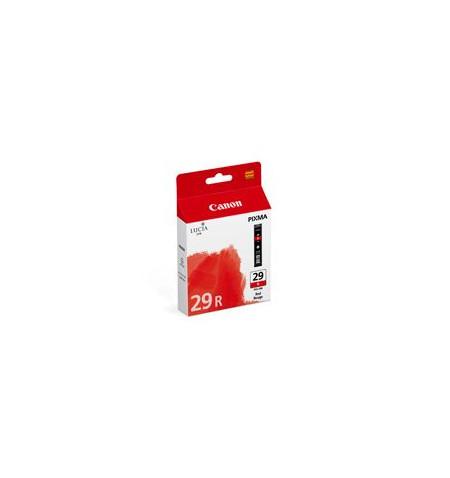 Tinteiro Original Canon PGI-29 Vermelho 4878B001