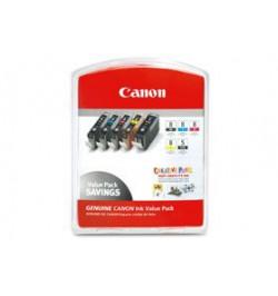 Tinteiro Original Canon CLI-8 BK/PC/PM/R/G