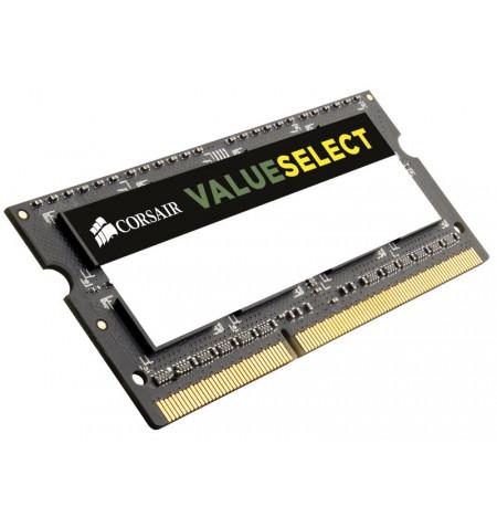 SODIMM Corsair ValueSelect - 4GB DDR3 - 1600Mhz - CMSO4GX3M1A1600C11