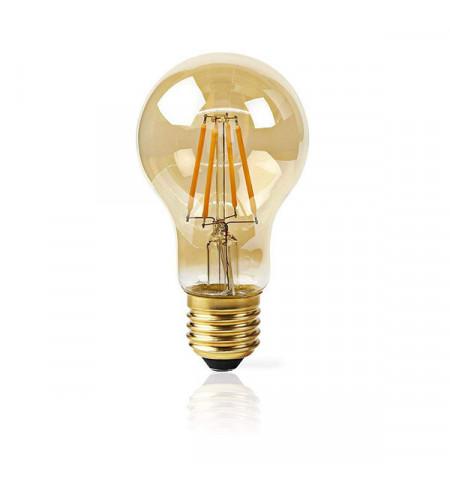 NEDIS WIFI SMART LED FILAMENT BULB E27 A60 5W 400 LM