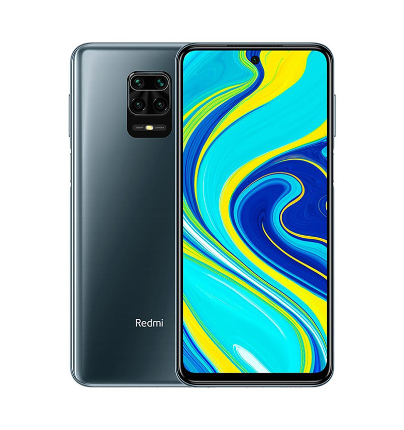 "Smartphone XIAOMI Redmi Note 9S 6.67"" 4GB/64GB Interstellar Grey"