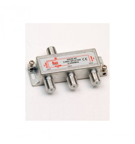 REPARTIDOR INT. 3-VIAS 2,4GHz SL 4203S-AP - Teka