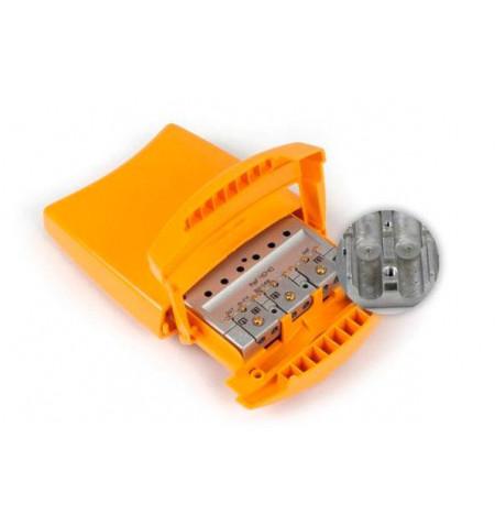 Misturador Blindado VHF-UHF-UHF Televés - Levante já em loja