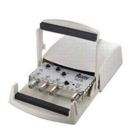 AMPLIFICADOR MASTRO (VHF,2UHF) - 2901048 - TEKA - (Levante já em loja)