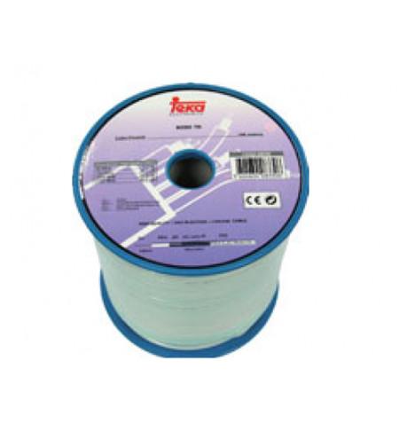 CABO COAX N46TK (RG6 PVC) ITED - 250M - Teka
