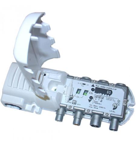 MODULADOR DIGIDOM VHF/UHF-LCD Televés