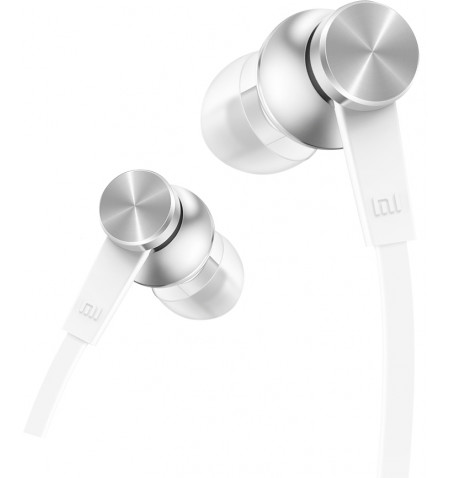 Auscultadores XIAOMI Mi In-Ear Headphones Basic Silver