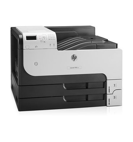 Impressora Laser Mono HP LaserJet Enterprise 700 M712dn - CF236A