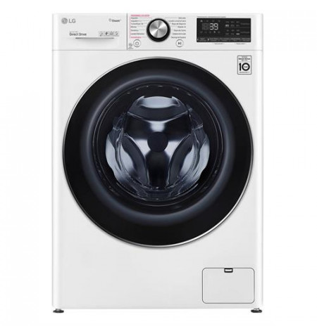Maquina de Lavar Roupa LG - F4WV7009S1W