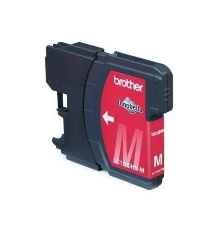 Tinteiro Original Brother Magenta (LC1100HYM)