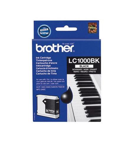 Tinteiro Original Brother Preto LC123BKBP