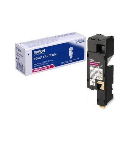 Toner Original Epson Magenta C13S050612