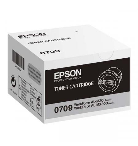 Toner Original Epson Negro C13S050709