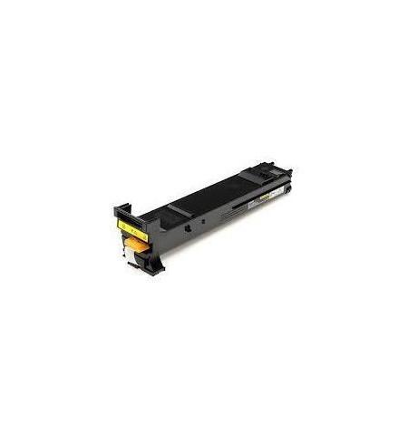 Toner Original Epson Amarelo de Alta Capacidade C13S050490