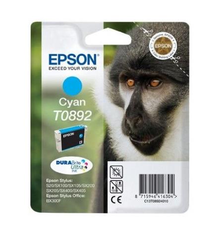 Tinteiro Original Epson Ciano (C13T08924021)