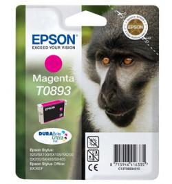 Tinteiro Original Epson Magenta T0893