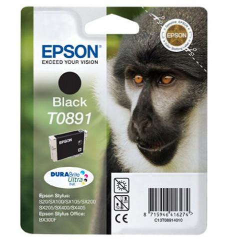 Tinteiro Original Epson Preto C13T08914021