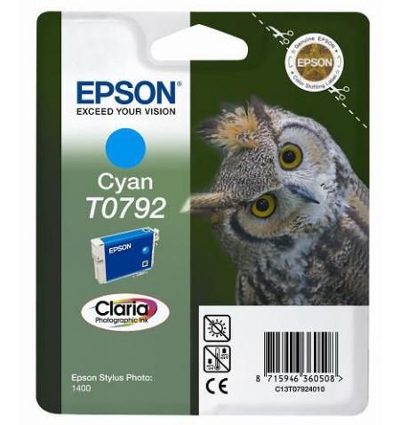 Tinteiro Original Epson Ciano (C13T07924010)