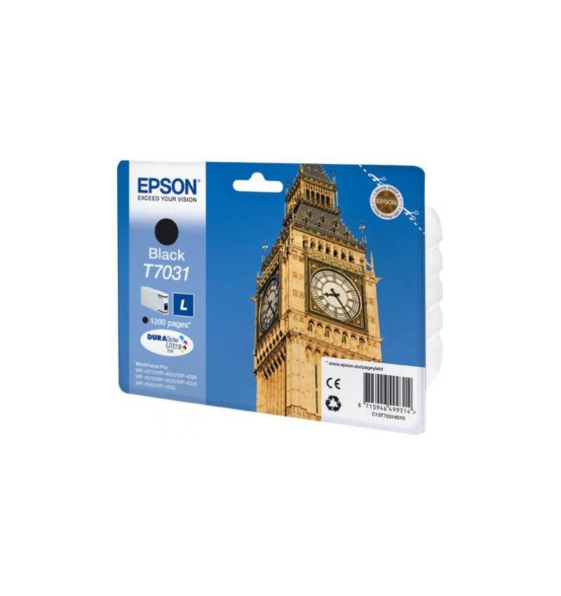 Tinteiro Original Epson preto WP-4000/4500