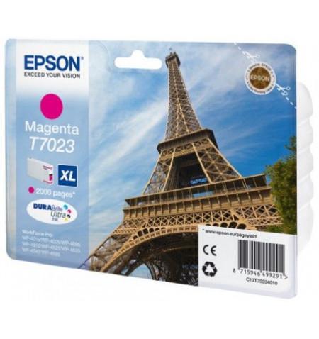 Tinteiro Original Epson Magenta C13T70234010