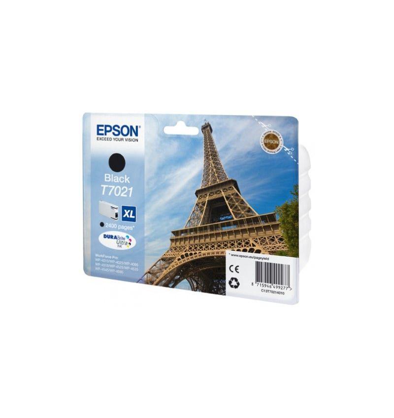 Tinteiro Original Epson preto de Alta Capacidade WP-4000/4500