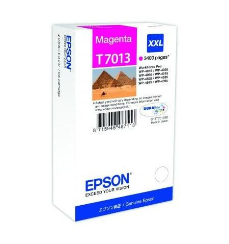 Tinteiro Original Epson Magenta C13T70134010