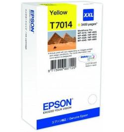 Tinteiro Original Epson Amarelo Capacidade extra
