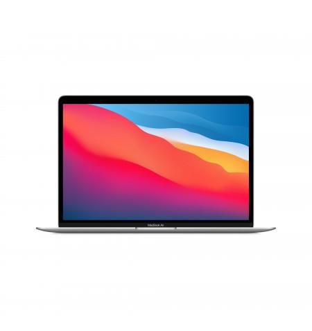 APPLE Macbook Air 13P, Apple M1 chip c/ 8-core CPU e 7-core GPU, 8GB, 256GB SSD - Silver