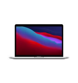 APPLE Macbook Pro 13P, Apple M1 chip c/ 8-core CPU e 8-core GPU, 8GB, 256GB SSD - Silver